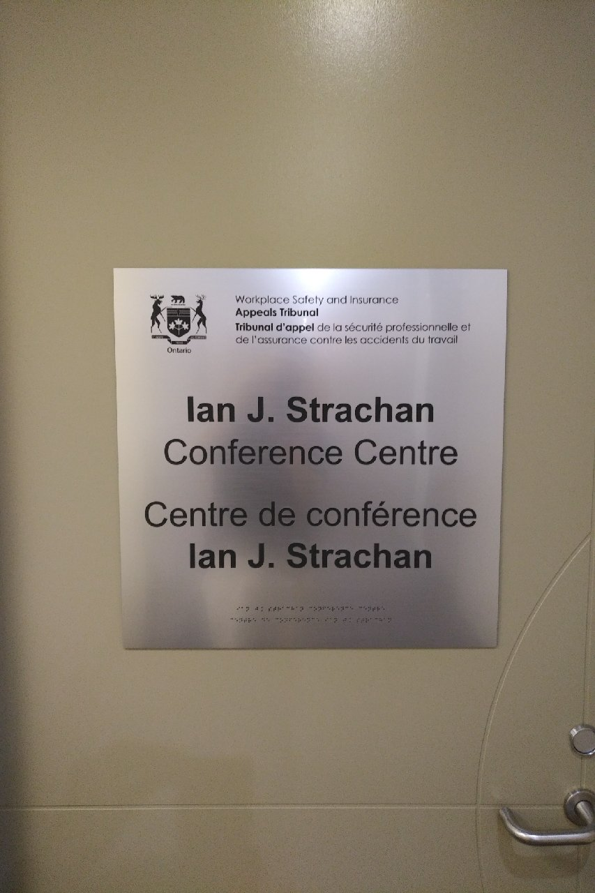 Ian J. Strachan Conference Centre